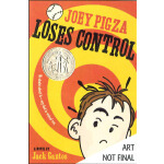 Joey Pigza Loses Control 乔伊・皮哥撒失控了 2001年纽伯瑞银奖 ISBN978031266