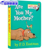 Are You My Mother? 你是我妈妈吗 纸板书 Go,dog.go同系列 dr seuss 苏斯博士英文原