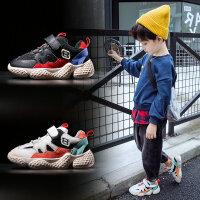 男童运动鞋儿童鞋秋冬女童棉鞋