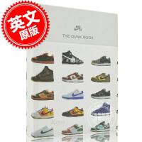 现货 耐克 SB 滑板鞋 图鉴书 英文原版 NIKE SB THE DUNK BOOK 耐克扣篮 运动鞋 Sneake