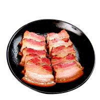 �Q�N�x 五花腊肉500g袋 四川腊肉腊味烟熏腊肉腊肠 真空包装咸肉熏肉