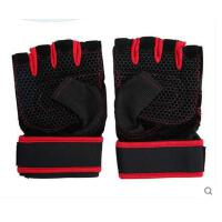 男女户外运动手套男士哑铃器械训练健身防滑半指护腕手套  可礼品卡支付