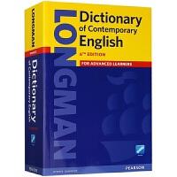 英文原版 朗文当代高阶英语词典 Longman Dictionary of Contemporary English 第
