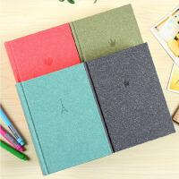 信仰Ⅱ 空白内页精装本 创意韩国速写涂鸦笔记本 记事本子A6本216张