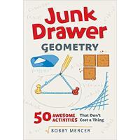 【预订】Junk Drawer Geometry 9780912777795