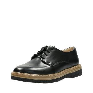 【香港现货】Clarks/其乐女鞋2017秋冬新款时尚休闲板鞋Zante Zara专柜正品直邮