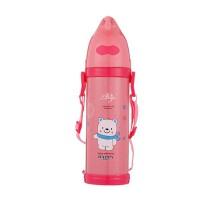 可爱保温杯儿童水杯子真空精灵壶便携男女学生水壶