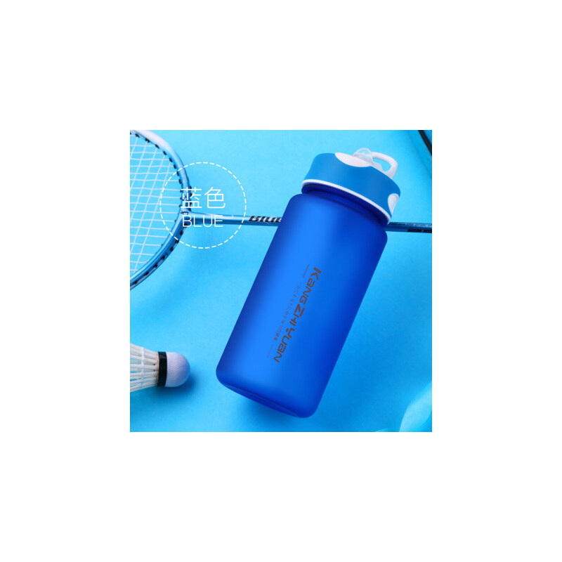 运动水壶磨砂杯子塑料水瓶学生健身便携户外大容量吸管杯成人水杯 支持礼品卡支付 品质保证 售后无忧 支持货到付款