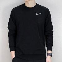 Nike耐克长袖卫衣男秋冬新款跑步健身衣运动上衣套头衫BV4754-010