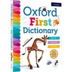 新版 Oxford First Dictionary 牛津儿童英英字词典 图解插图 学习工具书 英文原版