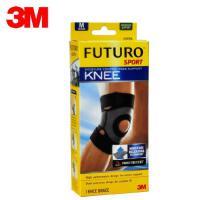 3M FUTURO 护多乐 透气型护膝 中等强度 运动系列透气式护膝/运动防护