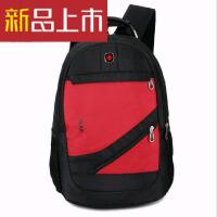 军刀十字系列旅行背包双肩电脑包15寸旅行休闲背包新款2018 通用