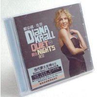 戴安娜・克劳:Diana Krall爵色夜空Quiet Nights(CD)