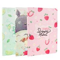 苹果ipad pro10.5寸保护套ipadpro韩国卡通超薄平板皮套硅胶软壳