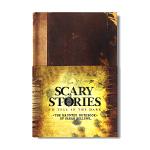 现货 Scary Stories to Tell in the Dark 黑暗中讲述惊悚恐怖故事 莎拉・贝洛斯的闹鬼笔