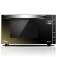 美的 X3-236C 变频微蒸烤一体 全自动光波烤箱多功能光波炉 特色功能预约功能 底盘类型平板 25 平板加热