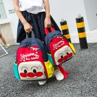 书包韩版可爱卡通小学生男女儿童幼儿园双肩包出游轻便背包亲子包
