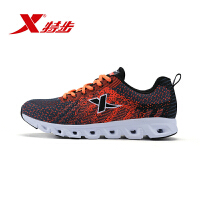 特步男鞋跑鞋秋季透气轻便耐磨减震网面运动鞋男子跑步鞋983219119188