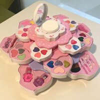儿童化妆品套装化妆盒宝宝生日礼物公主彩妆盒玩具
