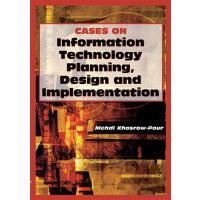 【预订】Cases on Information Technology Planning, Design and Imp