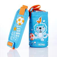 儿童保温杯配件F4013/FFH-293/BS5353 杯套-花环(粉色)-含玩偶 BTMY-00