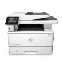 惠普HP LASERJET PRO MFP M427FDW 黑白激光多功能打印复印扫描传真一体机 自动双面 无线直连