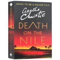 尼罗河上的惨案 英文原版小说 Death on the Nile 阿加莎克里斯蒂 侦探悬疑推理小说 进口英语书籍 搭Sh