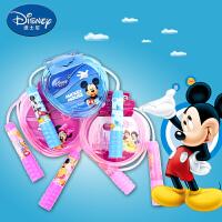 迪士尼跳绳米妮 公主儿童跳绳 粉色米奇SD31002-N 8英尺 约2.44米
