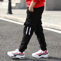 童装男童裤子冬装儿童运动休闲裤长裤