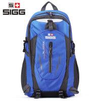 (大容量 多功能!)SIGG/希格运动户外双肩包登山徒步包电脑包