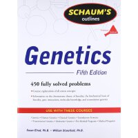Schaum's Outline of Genetics, Fifth Edition 9780071625036