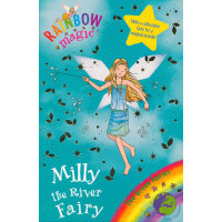 Rainbow Magic: The Green Fairies 83: Milly the River Fairy 彩虹仙子#83:绿植仙子9781408304808