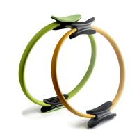 瑜伽轮初学者后弯魔力圈普拉提圈瘦腿器材健身练腰达摩瑜伽圈