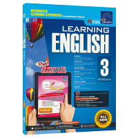 SAP Learning English Workbook 3 小学三年级英语练习册在线测试版 新加坡教辅 新亚出版社