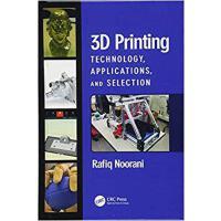 【预订】3D Printing 9781498783750