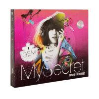 【正版现货】G.E.M. 邓紫棋:我的秘密 CD 上海声像