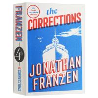 纠正 The Corrections 英文原版小说 火材盒系列 乔纳森弗兰岑 4Th Estate Matchbook