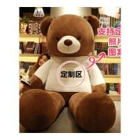 泰迪熊公仔玩偶抱抱熊大熊可爱毛绒玩具送女友布娃娃抱枕女孩熊猫