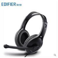 【支持礼品卡】Edifier/漫步者 K800头戴式电脑耳机游戏带麦线控重低音耳麦耳塞
