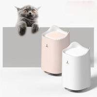 208小巧猫咪灭蚊灯自动智能创意光触媒捕蚊器新款静音灭蚊灯