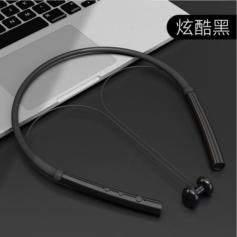 跑步运动苹果蓝牙耳机无线耳塞头戴式x7plus8P超长待机适用于vivo华为oppo通用女挂脖颈挂入  官方标配 新品上新,多多惠顾