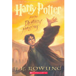 Harry Potter and The Deathly Hallows 哈利・波特与死圣 (美国版,平装) ISBN 9780545139700
