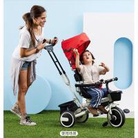 【支持礼品卡】儿童三轮车1-3-6岁婴儿手推车轻便脚踏车宝宝自行童车 1oe