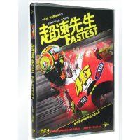 电影 超速先生 DVD9 伊万麦克格雷格配音 记录片由马克内尔执导