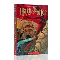 Harry Potter And The Chamber Of Secrets 哈利波特与密室第2二部英文原版小说 J