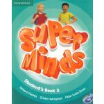 英音版剑桥小学英语教材 Super Minds Level 3 Student's Book with DVD-ROM