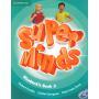 英音版剑桥小学英语教材 Super Minds Level 3 Student's Book with DVD-ROM第三级别 学生用书