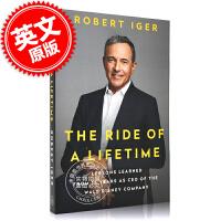 现货 一生的旅程 迪士尼公司CEO 罗伯特.艾格 英文原版 作为迪士尼公司CEO15年的经验教训 The Ride o