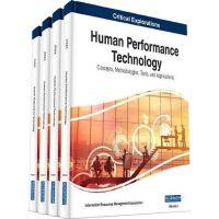 【预订】Human Performance Technology: Concepts, Methodologies, T