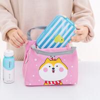 饭盒袋 男女士牛津布小号手提卡通保温包2020新款韩版时尚户外加厚保暖可爱便携包